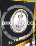 Guión bordado Protección Civil 29/a Unidad