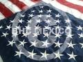 Estrellas bordadas en Bandera de USA exterior