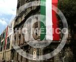 Pendones tricolores Suprema Corte (Bolívar)