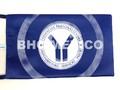 Bandera escritorio logo Farmacias Especializadas impresa en sublimacion