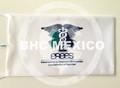 Bandera escritorio logo EREES impreso en sublimacion