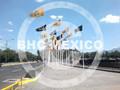 Banderas Estadio Pumas UNAM