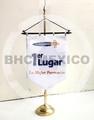 Estandarte escritorio Farmacias de Mexico impreso