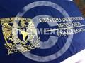 mantel presidium paño escudo UNAM