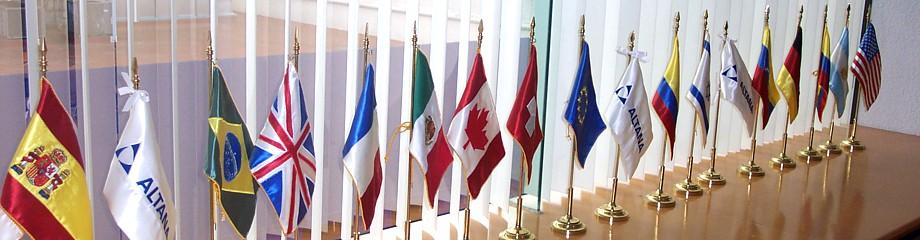 banderas de escritorio paises