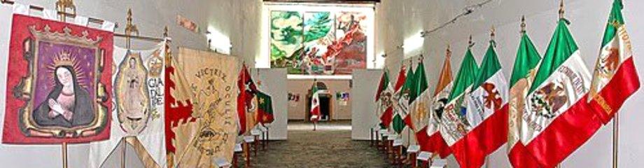 Museo de la Bandera Iguala , Gro.